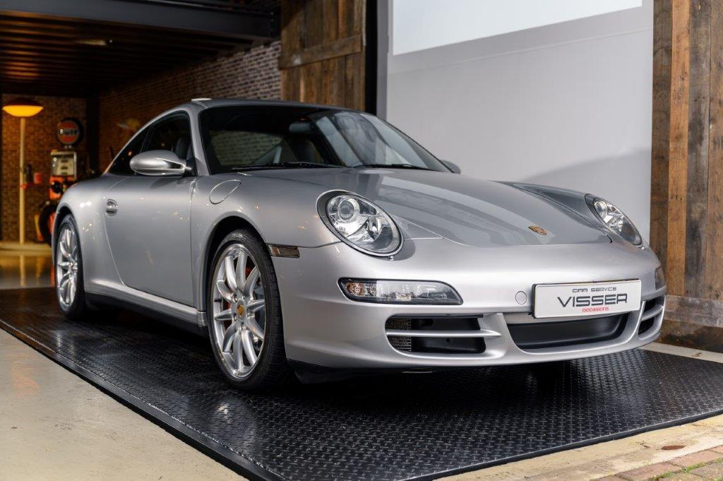 Porsche 997 4S handgeschakeld Car Service Visser Gespecialiseerd in Porsche - 6
