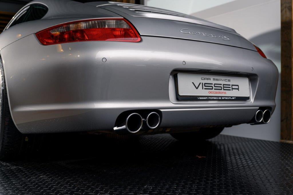 Porsche 997 4S handgeschakeld Car Service Visser Gespecialiseerd in Porsche - 9