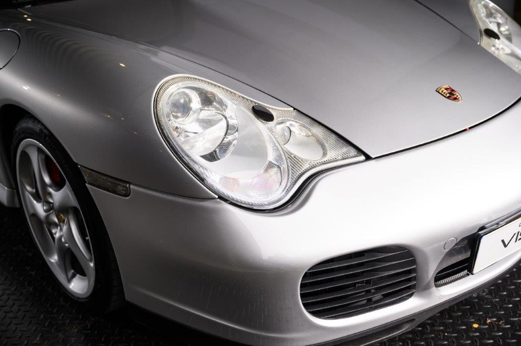 Porsche 996 4S automaat Car Service Visser Gespecialiseerd in Porsche