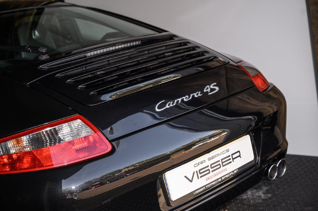Porsche 997 CARRERA 4S X51 Automaat Coupe Car Service Vissser Gespecialiseerd in Porsche