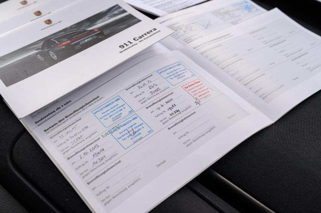 Porsche 997.2 CARRERA 4 Cabriolet automaat Car Service Vissser Gespecialiseerd in Porsche
