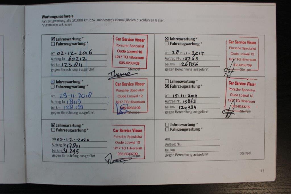 993 CARRERA NACHTBLAUW CAR SERVICE VISSER GESPECIALISEERD IN PORSCHE HILVERSUM